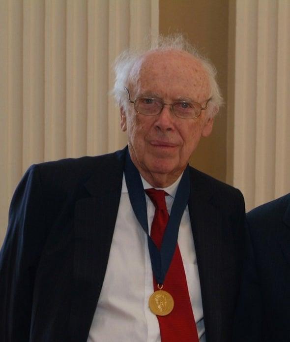 DNA Laureate James Watson's Nobel Medal Sells for $4.1 Million