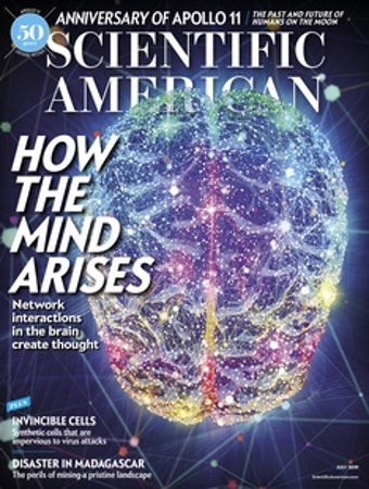 Scientific American Volume 321, Issue 1
