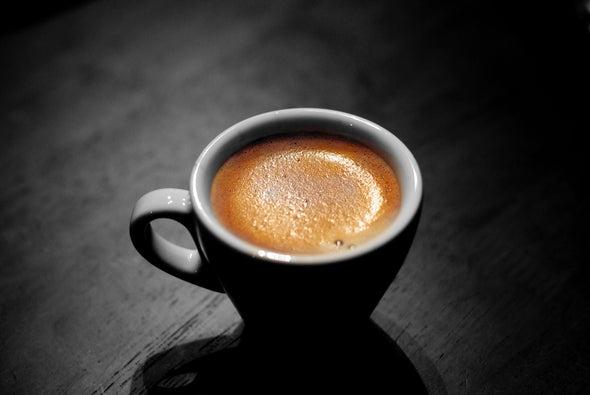Espresso May Be Better when Ground Coarser - Scientific American