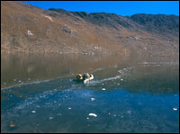 Lake Reveals Evidence of Pre-Incan