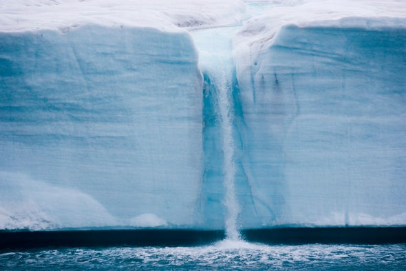 How DNA Could Unlock the Mysteries of Melting Glaciers and Ice Sheets