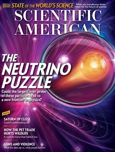 Scientific American Volume 317, Issue 4