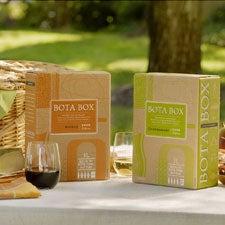 Organic Wine-Makers Look to Greener Packaging