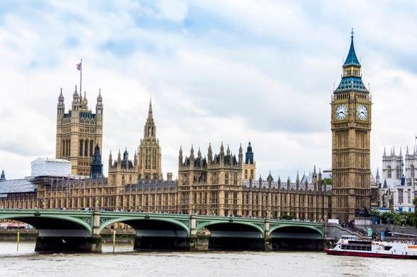 U.K. Government Appoints Next Chief Scientific Adviser
