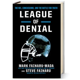 How the NFL Worked to Hide the Truth about Concussions and Brain Damage [Excerpt]