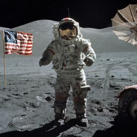 conspiracy behind 1967 moon landing - photo #42