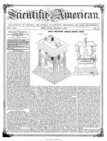 Scientific American Volume 13, Issue 26