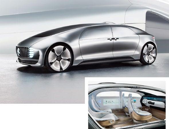 4 Driverless Car Features Going Standard
