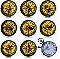 Magnetic Field Flip-Flop Clocked