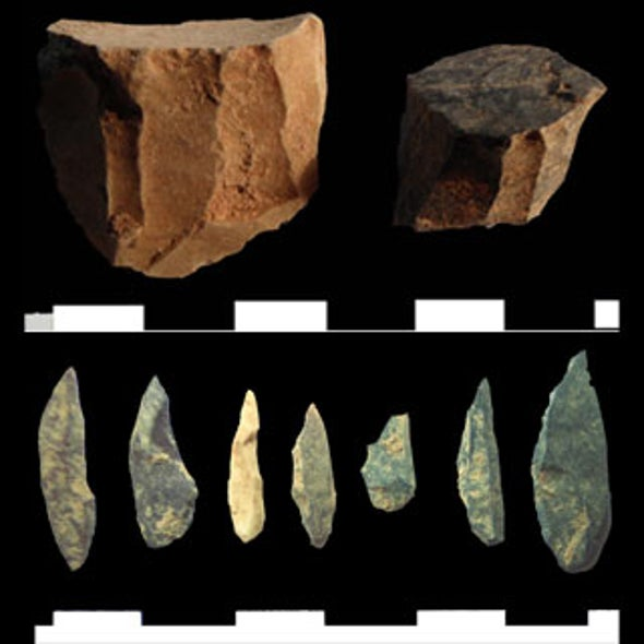 Innovative Blades May Have Led to a Stone Age Population Boom