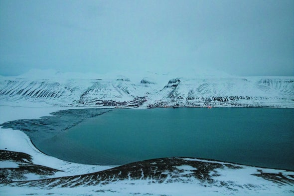 The World's Northernmost Town Is Changing Dramatically