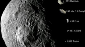 Huge Asteroid Vesta Actually Is an Ancient Protoplanet