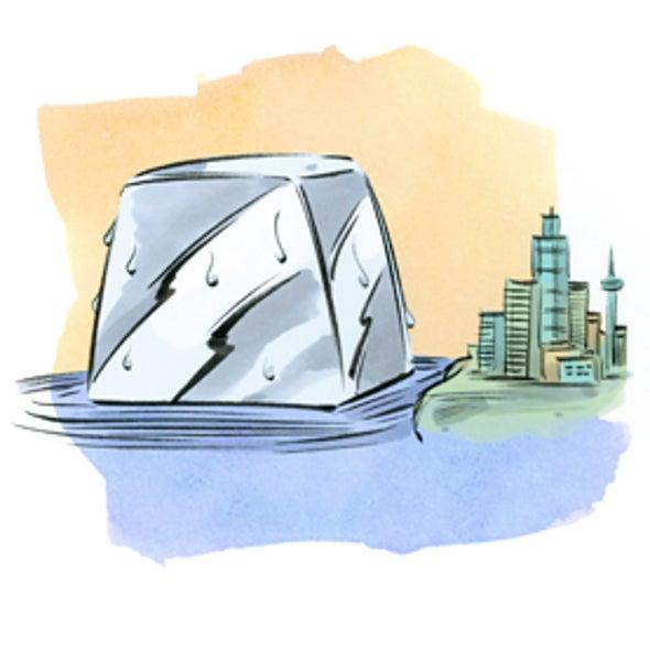 High Seas: What Happens When the Glaciers Melt?