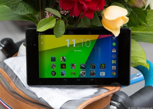 The lows and highs of small Android tablets