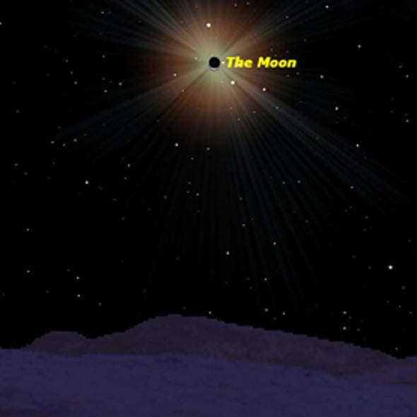 Solar Eclipse on Friday Could Wow Small Audience