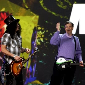 Bill Gates Slash