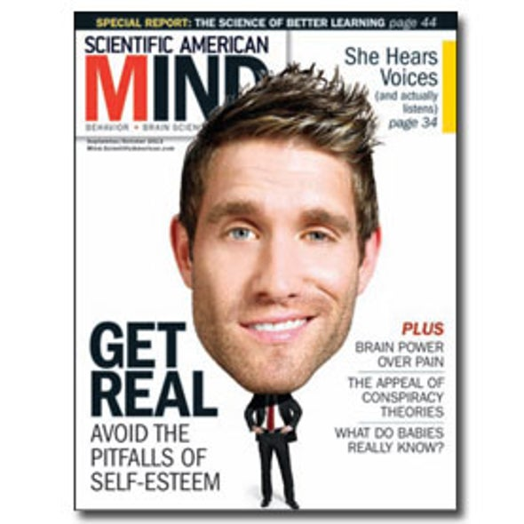 """Readers Respond to """"Self-Esteem Can Be an Ego Trap"""""""