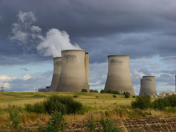 For Atom-Friendly Asia, a Nuclear Power Boom—in the West, Stagnation