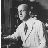 2.) Oswald Avery--never won a Nobel for showing that genes are made of DNA, not protein.
