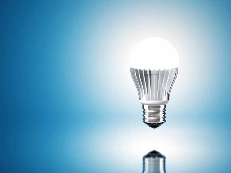 Bright Idea? Talk to Your Lightbulb to Control Your House