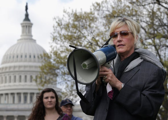 Erin Brockovich Blasts U.S. Regulation of Toxic Chemicals