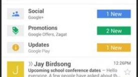 New Gmail Look Blings Up Your Inbox with Tabs
