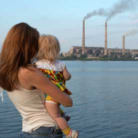 environmental exposures can increase chronic disease risk