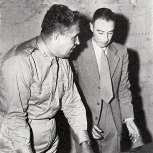 The Curious Case of J. Robert Oppenheimer