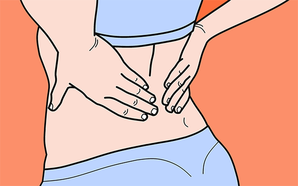 When to Worry about Lower Back Pain - Scientific American