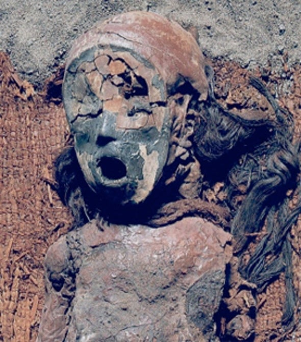 Climate Change Shaped Ancient Mummification Practices