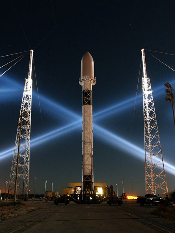 SpaceX Rocket Base to Be Built Near Endangered Sea Turtle Nesting Beach