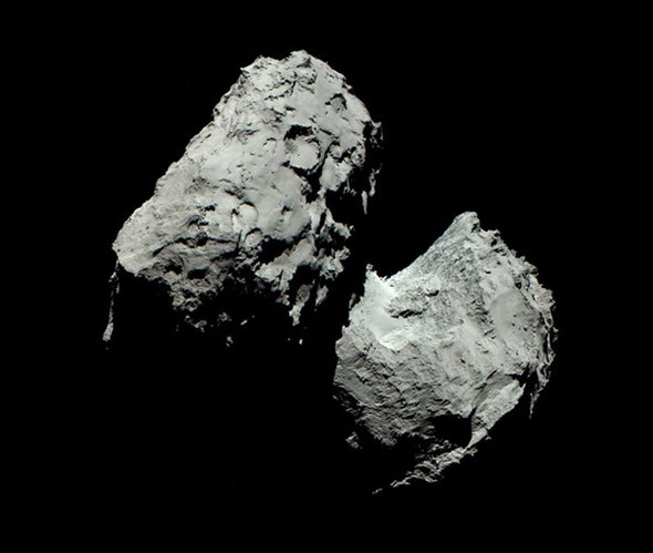 Comet-Landing Spacecraft's Exact Location Still Eludes Scientists