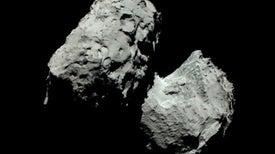 Comet-Landing Spacecraft's Exact Location Still Eludes Scientists