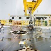 Mirror on the Cosmos: NASA's Next Big Telescope Takes Shape