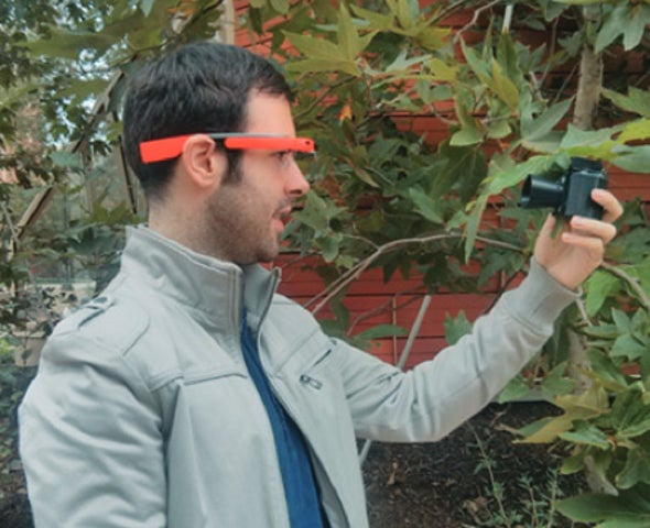 Google Glass Takes Sharp Look At Plant Health