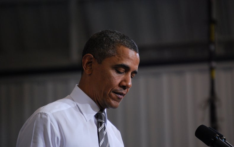 """Obama Warns of """"Mass Migrations"""" If Climate Change Is Not Confronted"""