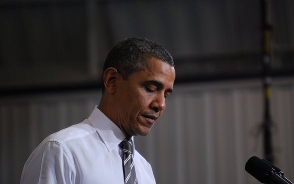 "Obama Warns of ""Mass Migrations"" If Climate Change Is Not Confronted"