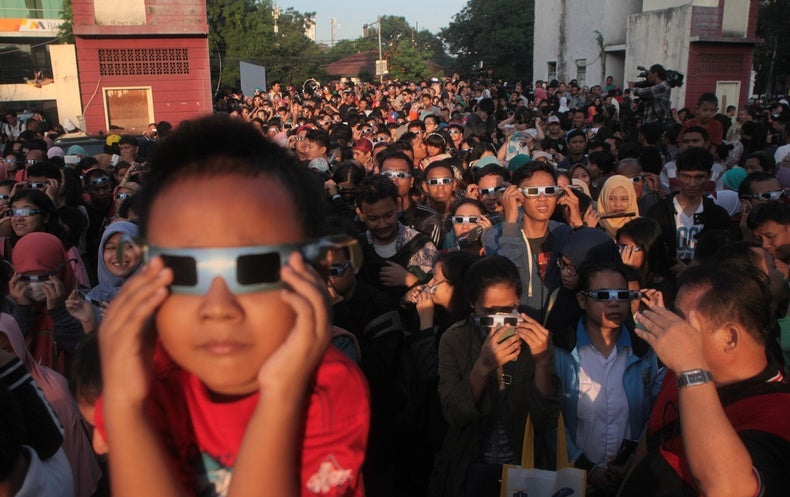 Still a Glaring Problem: How a Solar Eclipse Can Fry Your Eyes