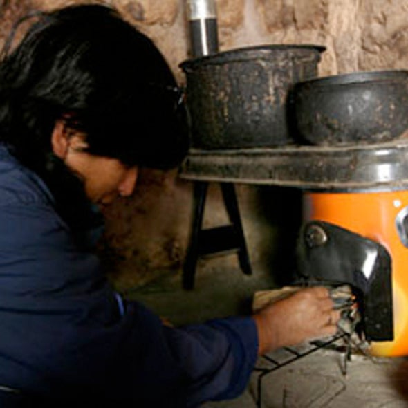 """Improved"" Cookstoves May Do Little to Reduce Harmful Indoor Emissions"