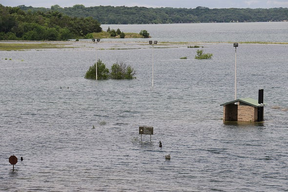 Climate Change May Have Souped Up Record-Breaking Texas Deluge