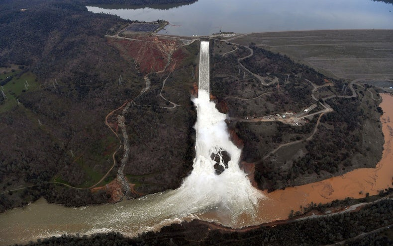 California Dam Crisis Could Have Been Averted