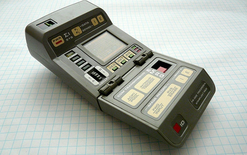 How Close Are We to a Real Star Trek–Style Medical Tricorder? - Scientific  American
