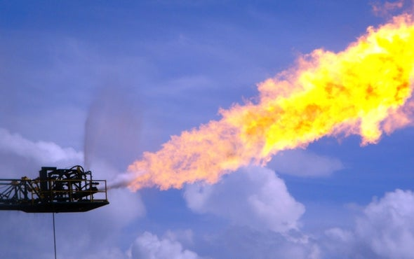 U.S. Has More Gas Flares than Any Country