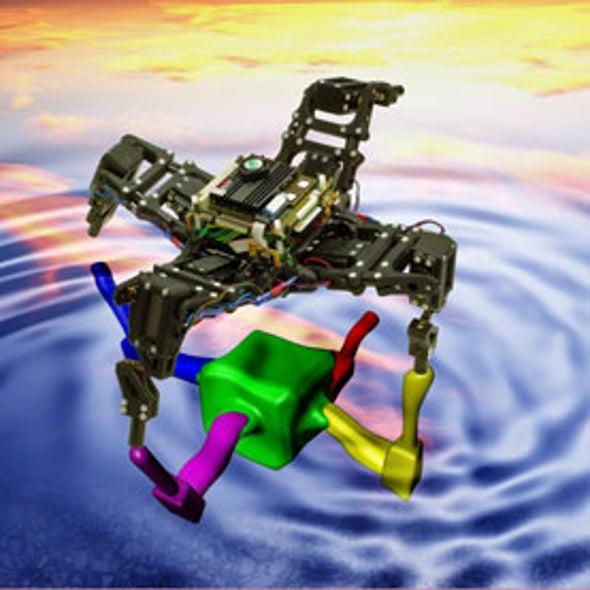 Automaton, Know Thyself: Robots Become Self-Aware