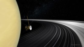 How Old Are Saturn's Rings? The Debate Rages On