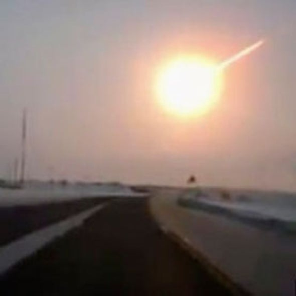 Russian Meteor Might Have Siblings in Tow