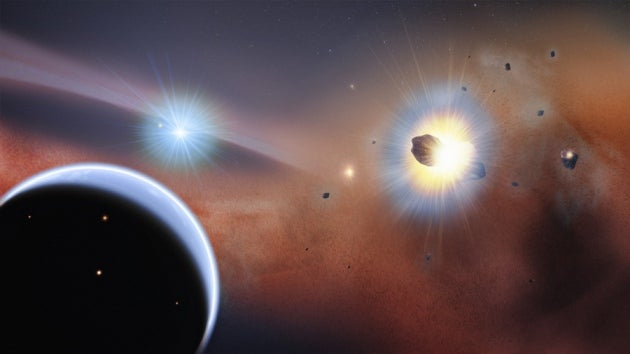 Exoplanet Rotation Detected for the First Time