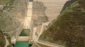 Glacial Lakes Threaten Himalayan Dams