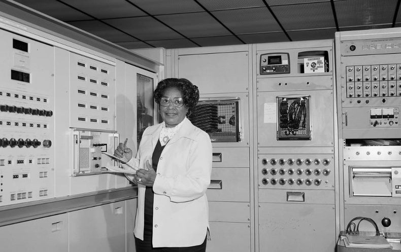 "The Story of NASA's Real ""Hidden Figures"""