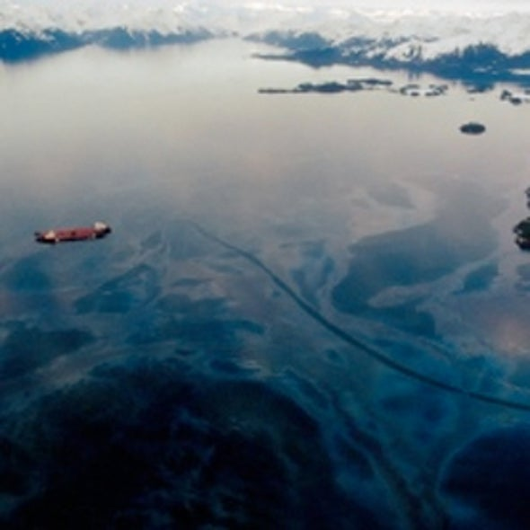 <i>Exxon Valdez</i> Laid to Rest